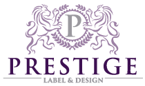 Prestige Label and Design by Barcodes West